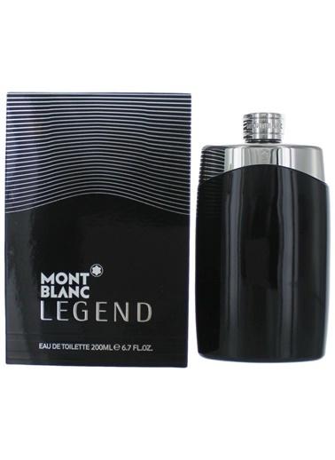 Mont Blanc Legend Edt 200Ml Erkek Parfüm Renksiz